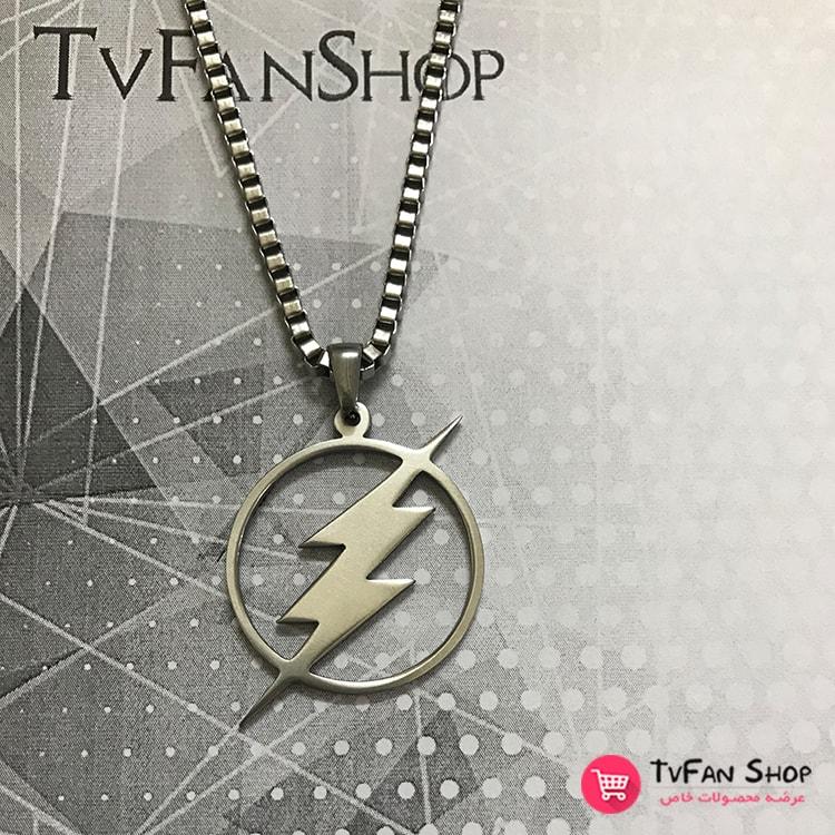 TvFanShop The Flash Necklace_3-min