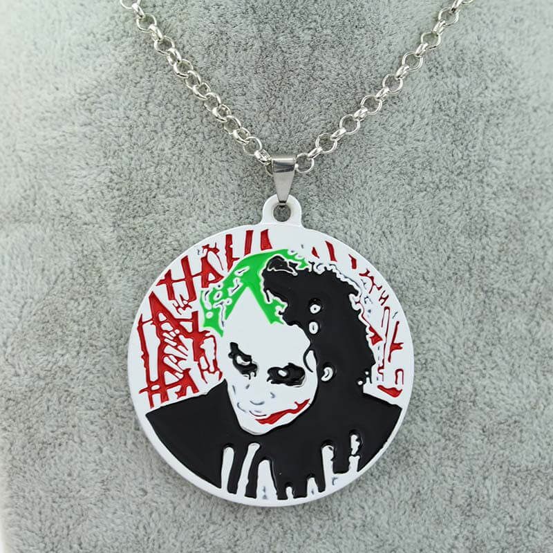 Joker Clown Pendant (3)