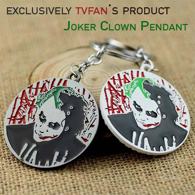 Joker Clown Pendant_2