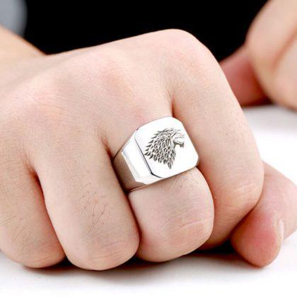 انگشتر نماد استارک