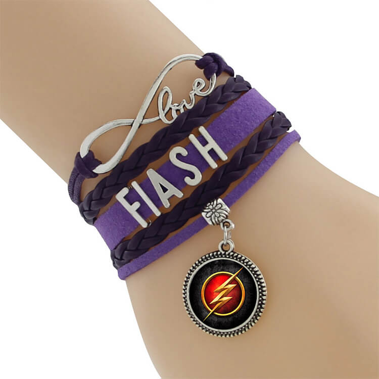 Love The Flash Bracelet