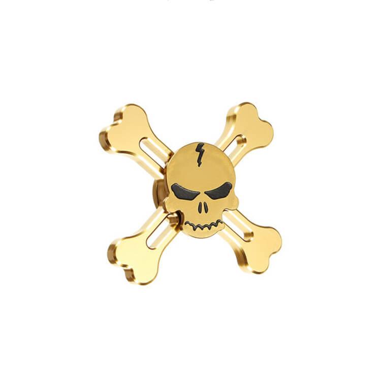 Skull Alloy Hand Spinner