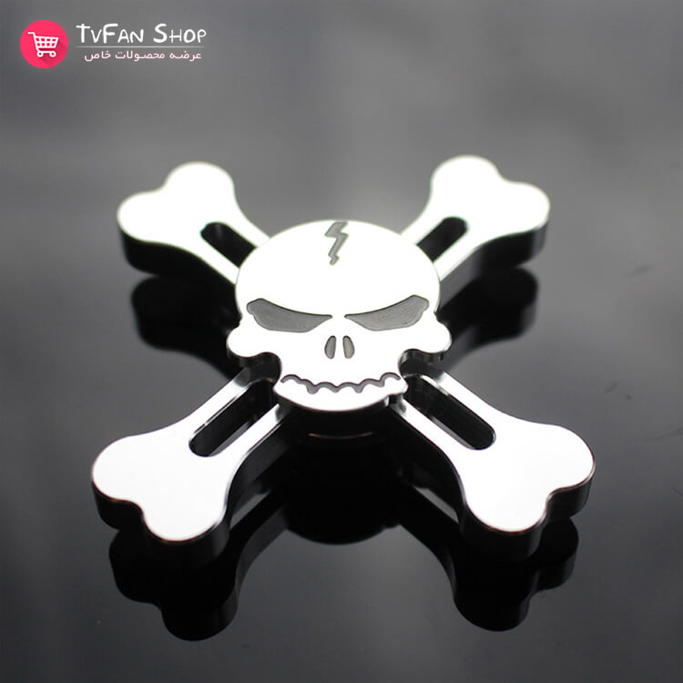 Skull Alloy Hand Spinner_4
