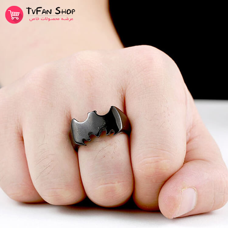 Batman Shape Ring_3