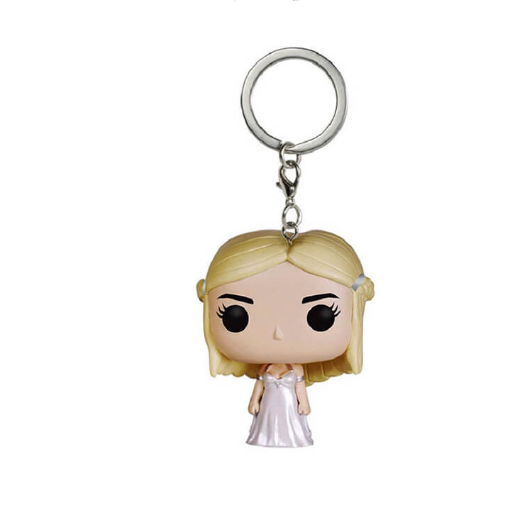 Daenerys Targaryen Keychain
