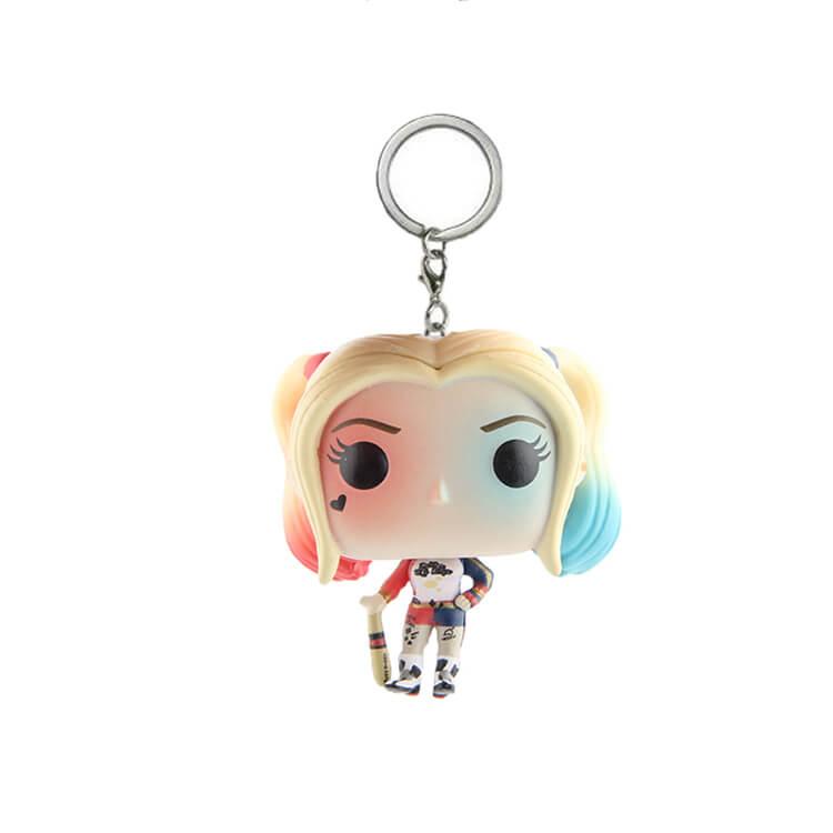 Harley Quinn KeyChain