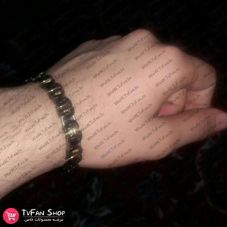 دستبند استیل