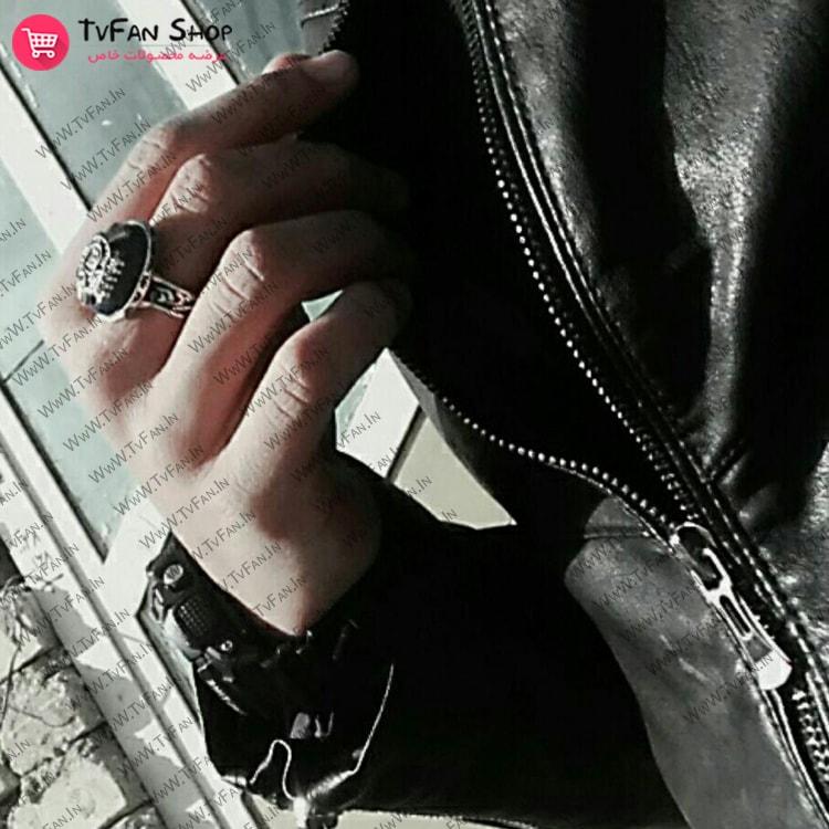 انگشتر استیل دیمن سالواتوره