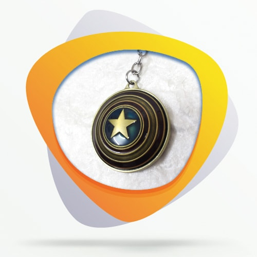 Captain America KeyChain-min