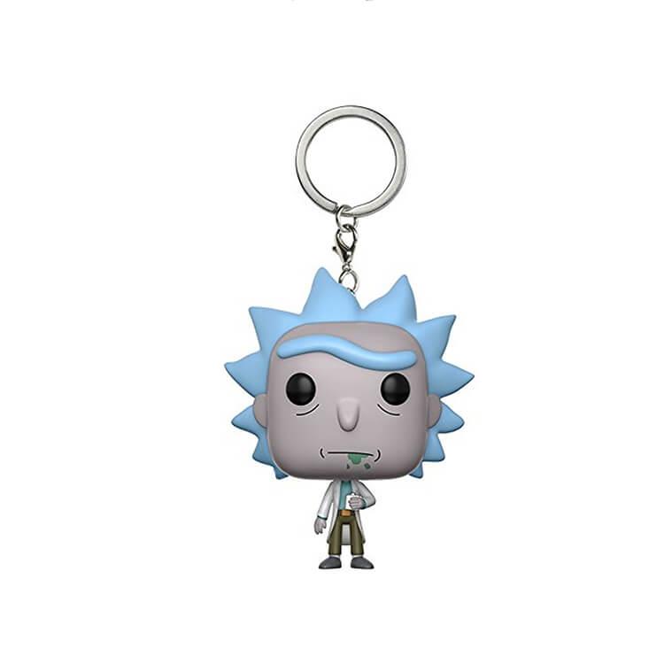Pocket Pop! Keychain_Rick
