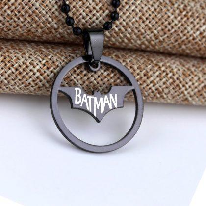 گردنبند بتمن Batman (دایرهای)
