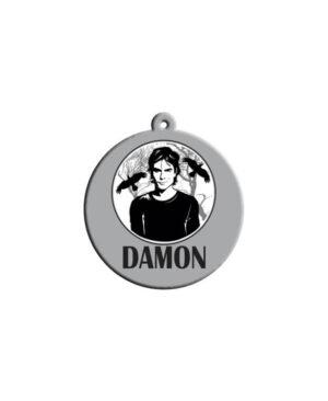 گردنبند دیمن سالواتوره سریال خاطرات یک خون آشام The Vampire Diaries