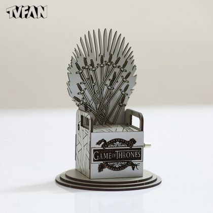 موزیک باکس بازی تاج و تخت (Game of Thrones)
