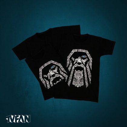 تیشرت وایکینگ استایل مرتبط با سریال Vikings